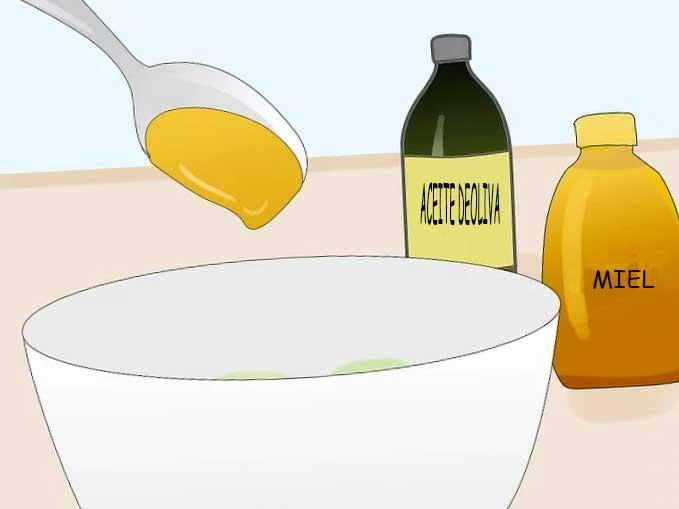 mascarilla de aguacate hidratante para el pelo