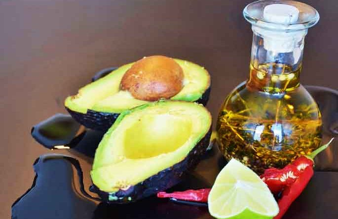 Aguacate y Aceite Oliva